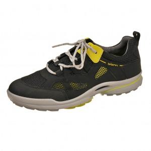 Dětská obuv ECCO Biom ultra   /black/sulphur - Boty a dětská obuv