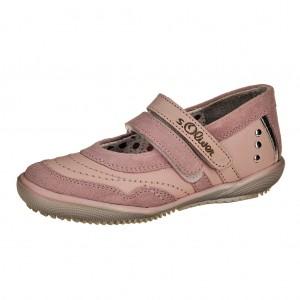 Dětská obuv s'Oliver pink - Boty a dětská obuv
