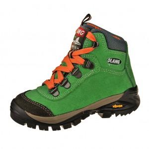 Dětská obuv OLANG Asiago-Kid.tex   /Verde -  Do hor nebo nížin