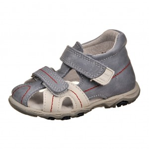 Dětská obuv Sandálky Santé 950/901 /modrá -  Sandály