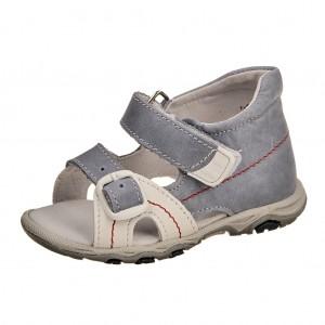 Dětská obuv Sandálky Santé 950/101 /modrá -  Sandály