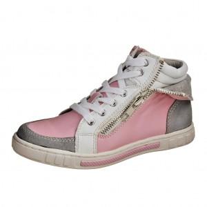 Dětská obuv Santé MY 2587 Pink -  Celoroční