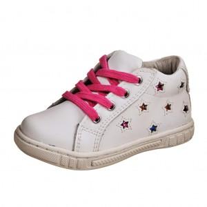 Dětská obuv Santé MY 2853B White -  První krůčky
