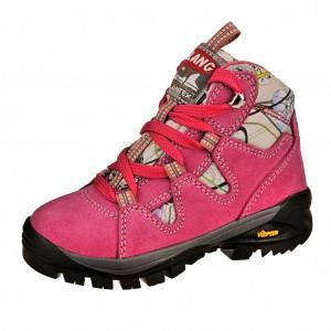 Dětská obuv OLANG Fiore-Kid.tex   /Fuxia -  Do hor nebo nížin