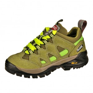 Dětská obuv OLANG Corvara     /mela -  Do hor nebo nížin