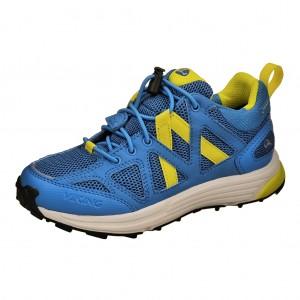 Dětská obuv VIKING Fon elastic GTX   /aqua/yellow -  Sportovní
