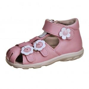 Dětská obuv Sandálky Richter 2102  /powder/white -