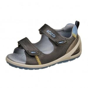 Dětská obuv ECCO Lite infants sandal  /dark shadow - Boty a dětská obuv