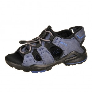 Dětská obuv ECCO Biom sandal /true navy/black - Boty a dětská obuv