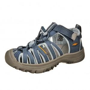 Dětská obuv KEEN Whisper   indian teal/corydalis blue -