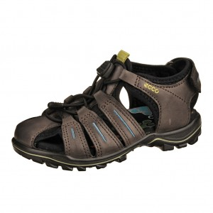 Dětská obuv ECCO Urban Safari Kids  /black - Boty a dětská obuv