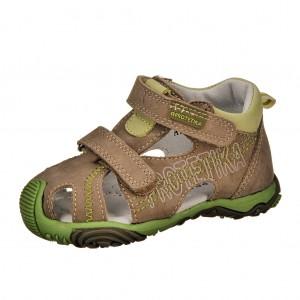 Dětská obuv Protetika ARIS  brown - Sandály a53f2145c5