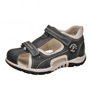 Dětská obuv Protetika FABIEN /navy/white -  Sandály