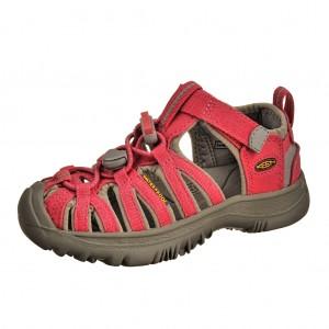Dětská obuv KEEN Whisper   honeysuckle/neutral gray -