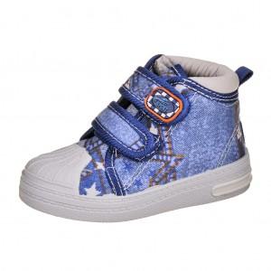 Dětská obuv Plátěnky PROTETIKA  -  První krůčky