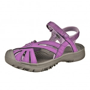 Dětská obuv KEEN Rose sandal /purple heart/gargoyle -