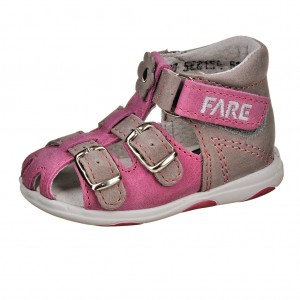 Dětská obuv Sandálky FARE 568154 -  Sandály