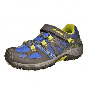 Dětská obuv MERRELL Grassbow /blue -  Sportovní