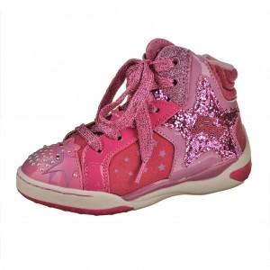 Dětská obuv GEOX J Ayko G   /fuchsia/pink -
