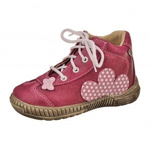 Dětská obuv Pegres 1401B   /růžová -
