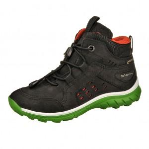 Dětská obuv ECCO Biom trail kids  /black - Boty a dětská obuv