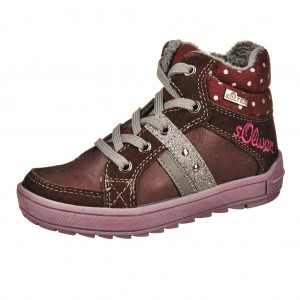 Dětská obuv s'Oliver 31607  /boreaux -  Zimní