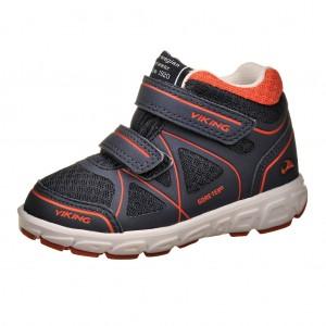 Dětská obuv VIKING Trym MID GTX   /navy/orange -  Sportovní
