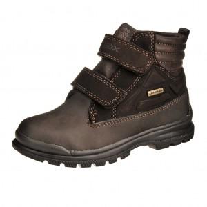Dětská obuv GEOX J William B   /coffe -