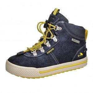 Dětská obuv VIKING Dasher GTX    /navy/yellow -