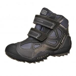 Dětská obuv GEOX J Savage B   /black/red -