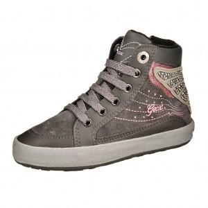 Dětská obuv GEOX J Witty A   /dk. grey -