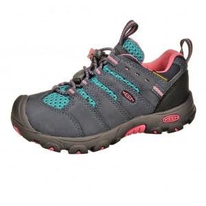 Dětská obuv KEEN Koven low  /midnight navy/capri breeze -  Do hor nebo nížin