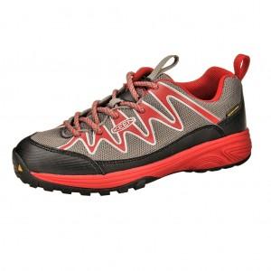 Dětská obuv KEEN Randezvous WP  /racing red -  Sportovní