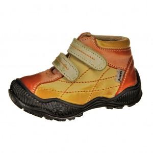 Dětská obuv Santé 730/501   /oranžová -  Celoroční