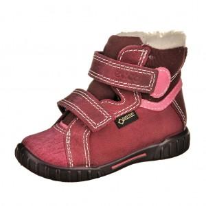 Dětská obuv ECCO Mimic     /red plum - Boty a dětská obuv