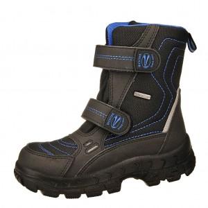 Dětská obuv Richter 7931  /black/lagoon -