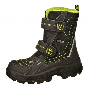 Dětská obuv Richter 7931  /black/neon -