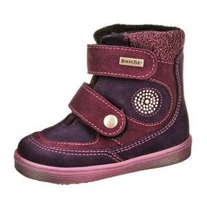 Dětská obuv Richter 1536  /blackberry - Zimní