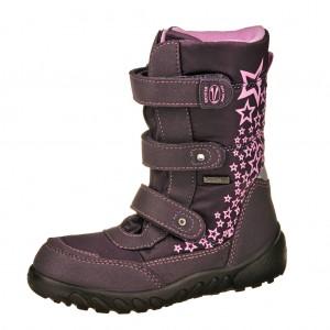 Dětská obuv Richter 5150     /aubergine -