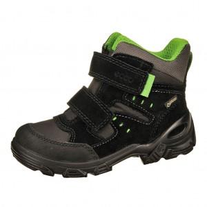 Dětská obuv ECCO Snowboarder    /black - Boty a dětská obuv