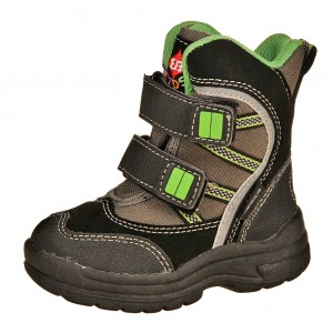 Dětská obuv BB Kids Fynn V  /grau - Boty a dětská obuv