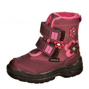Dětská obuv BB Kids Puppet V  /lila/pink - Boty a dětská obuv