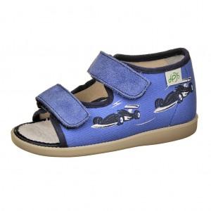 Dětská obuv Domácí sandálky DPK /modré - Boty a dětská obuv