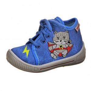 Dětská obuv Domácí obuv Superfit 6-00254-84 - fb6f1a640f