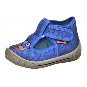 Dětská obuv Domácí obuv Superfit 6-00252-84 - X...SLEVY  SLEVY  SLEVY...X
