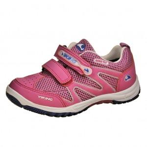 Dětská obuv VIKING Cascade GTX   /dk.pink/multi -