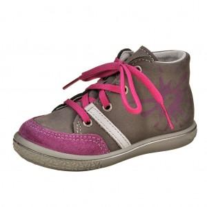 Dětská obuv Ricosta Piet  /grafit/candy - Boty a dětská obuv