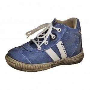 Dětská obuv Pegres 1401B   /modrá -