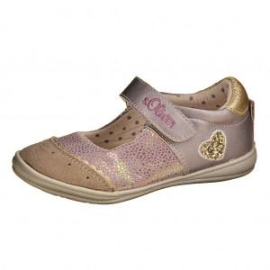 Dětská obuv s'Oliver viola - Boty a dětská obuv