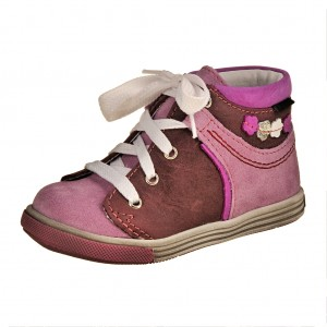 Dětská obuv FARE 2126352  /vínová -